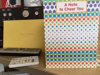 Card from a Student