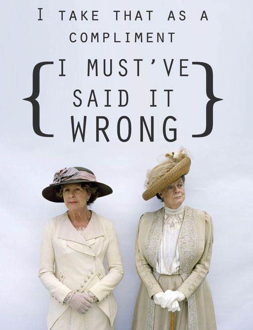 Quote: I must've said it wrong