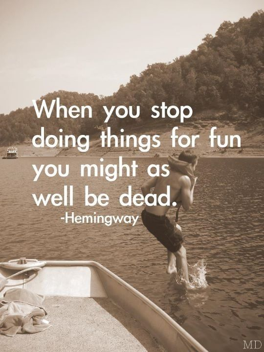 Quote - Have Fun Every Day!