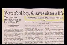 newspaper article - funny