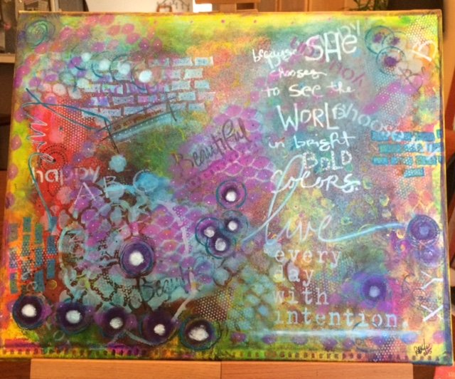 Intention July 2015