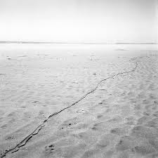 a line drawn in the sand