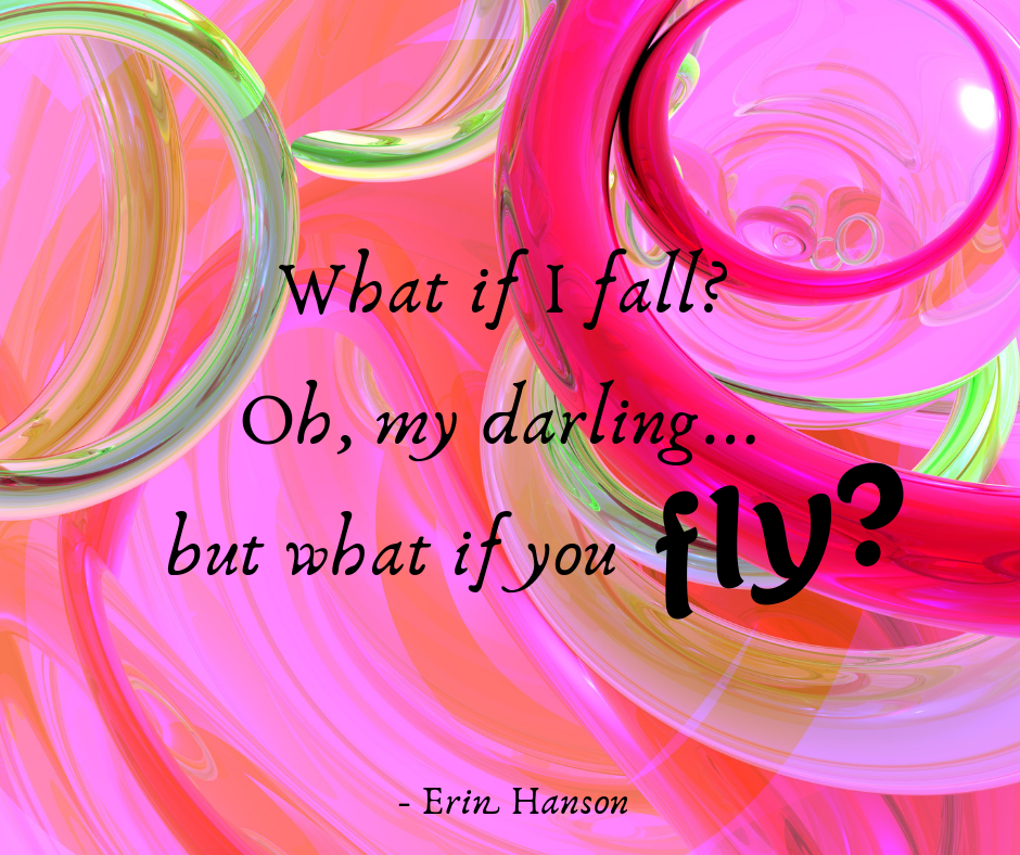 quote about failing vs flying