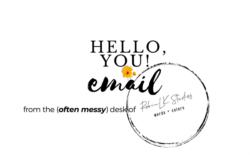 Hello, You email image